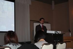 Oxford Teaching Workshop 2011