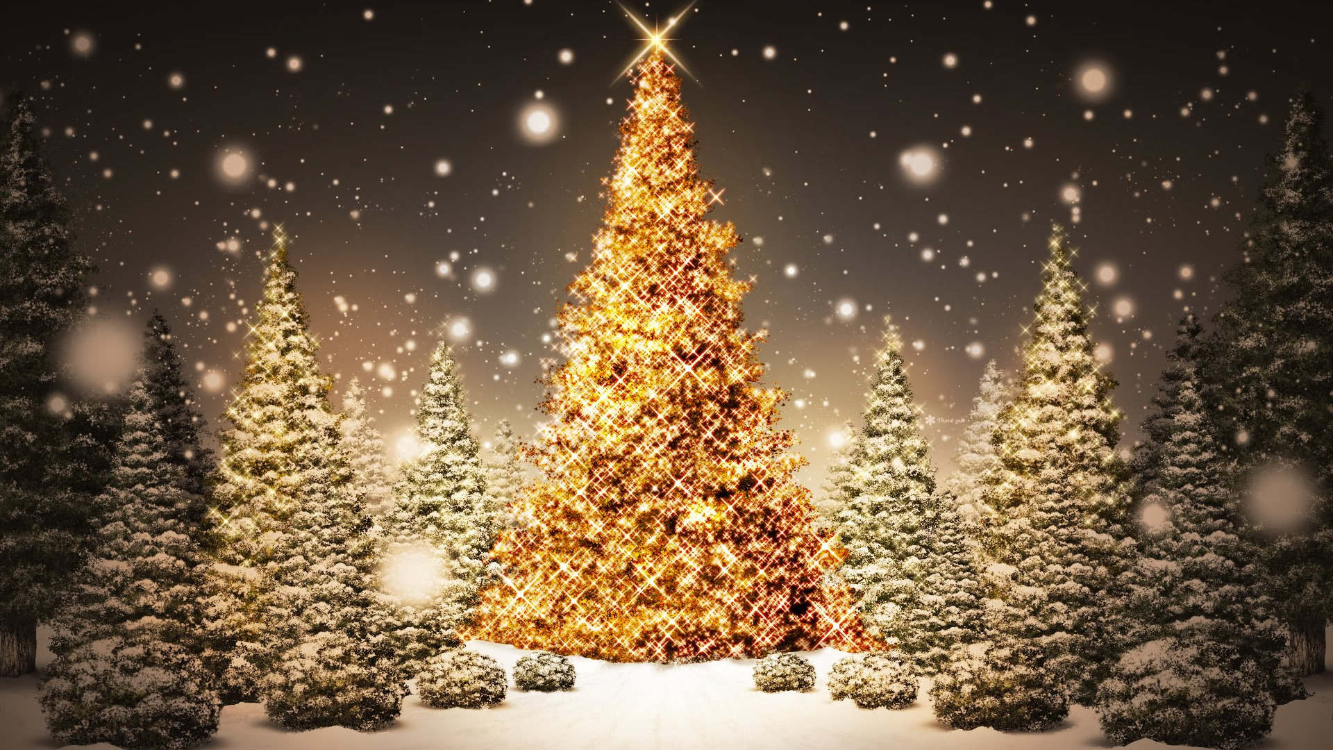 30+ Christmas HD Wallpapers, Ringtones And Apps To Deck