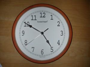 clock 450