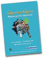question quest workbook