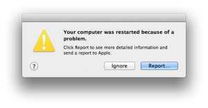 computer restart